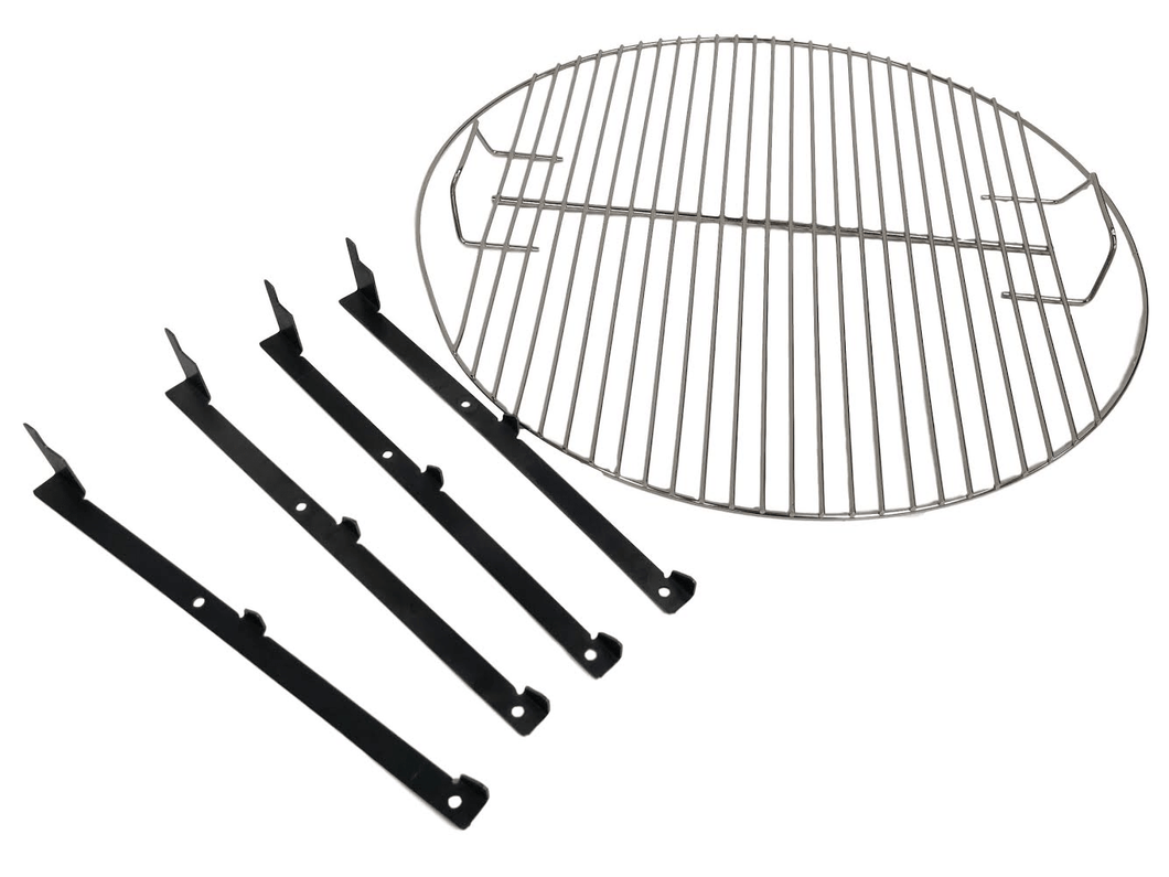 Cajun Bandit Extended Rack Supports With Grate