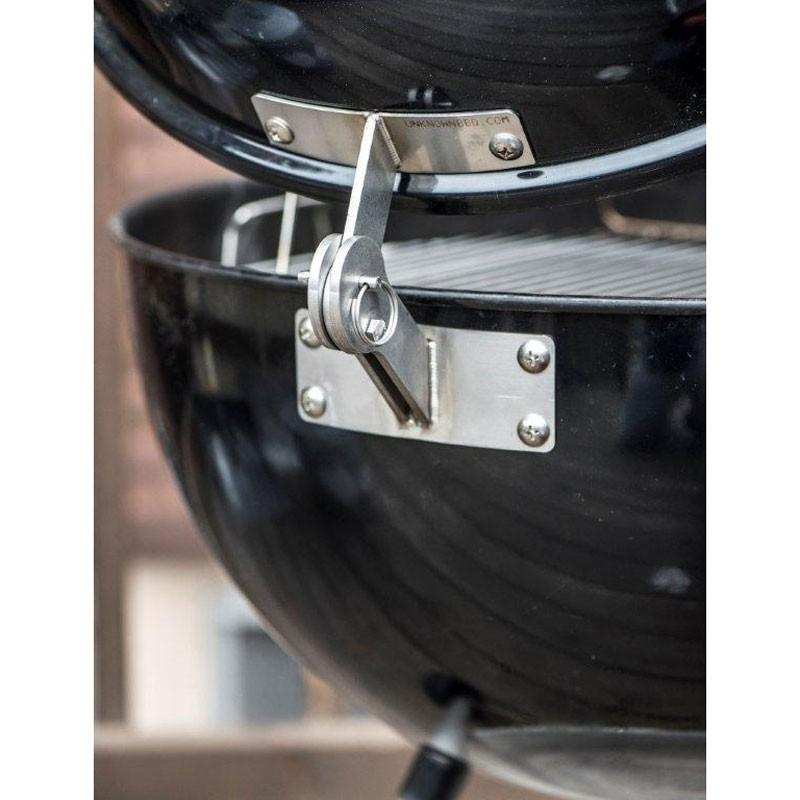 Unknown BBQ Kettle Hinge