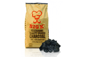 Big k Restaurant Grade Charcoal (15kg)