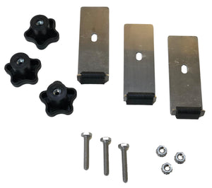 Cajun Bandit Cylinder Lock Kit For Weber Smokey Mountains
