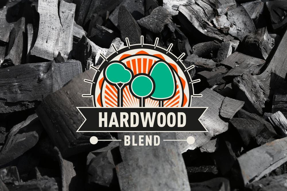 Oxford Charcoal - Hardwood Blend