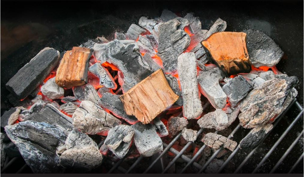 BBQ Smoking Wood Chunks