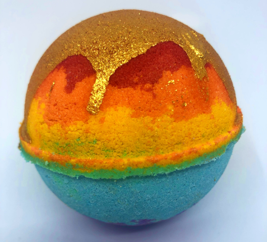 Gay Pride Bath Bomb
