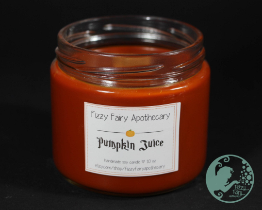 Pumpkin Juice Candle