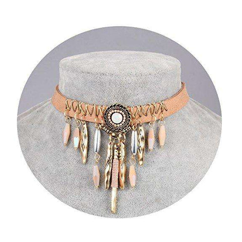 Choker Necklace Women Indian - Tooty Store