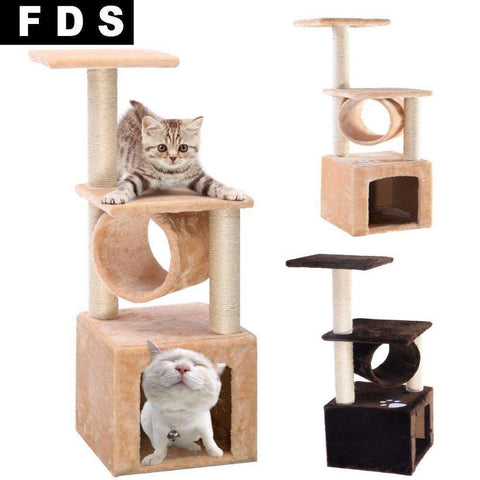 Cat Tree - Tooty Store