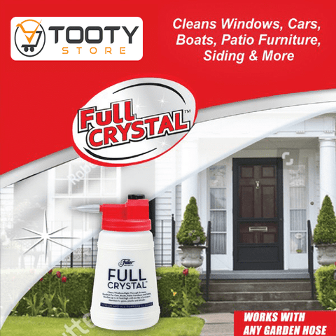 Full Crystal Window Cleaner - Tooty Store