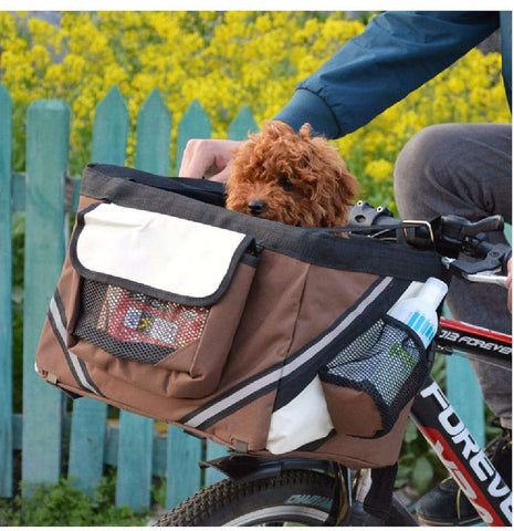 Bicycle Carriers Connection for Sport Bag Pet Carrier Dog & Cat