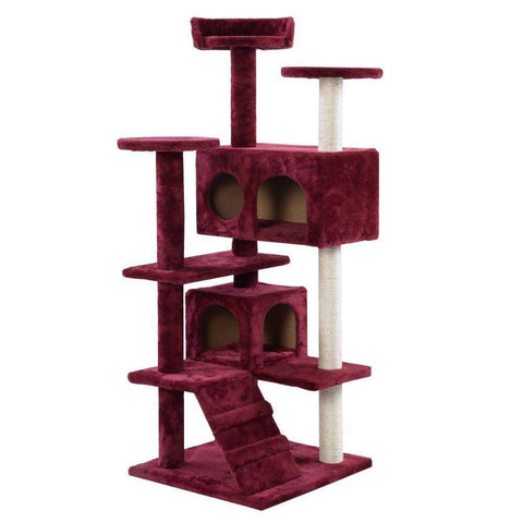 New Cat Tree Tower Condo Furniture Scratch Post - Tooty Store