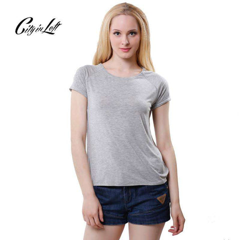 Bamboo Fiber T-Shirts - Tooty Store