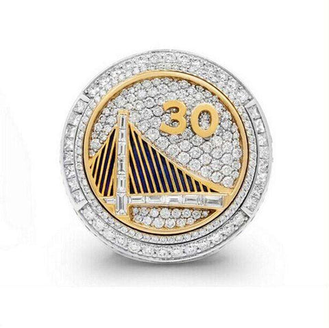 Golden State Warriors Ring - Tooty Store
