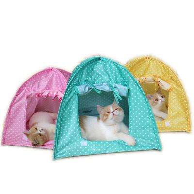 Lovely Pets Cat Tent Houses