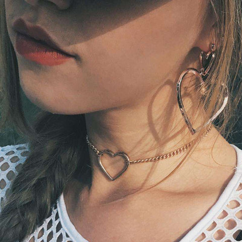 Tooty™ Love Choker Necklace