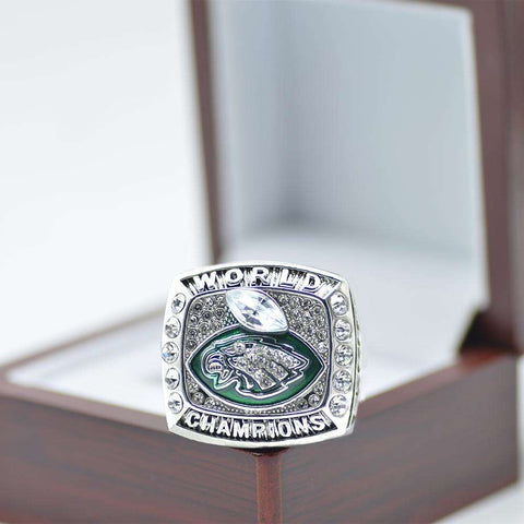 2018 Philadelphia Eagles Super Bowl LII Ring