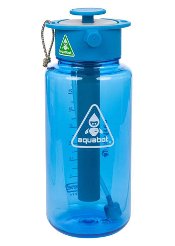 Lunatec Aquabot Water Bottle - Tooty Store