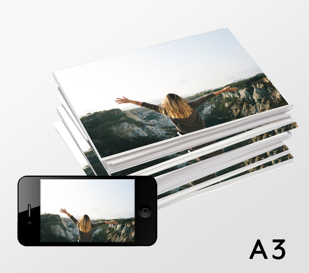 PHOTO PRINTING - A3