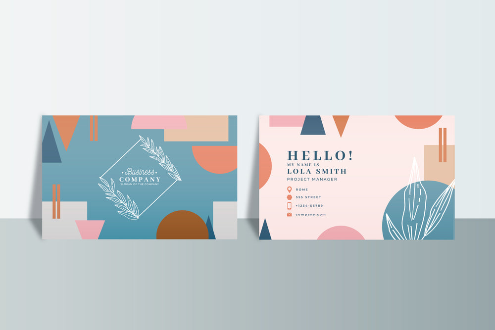 BUSINESS CARD PREMIUM - 2 SIDED