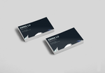 BUSINESS CARD 1 side print with PREMIUM Laminate on 1 side