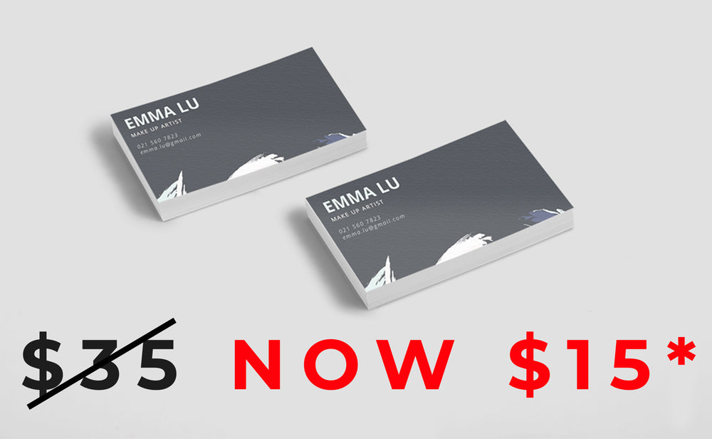 BUSINESS CARD SPECIAL - 250 CARDS