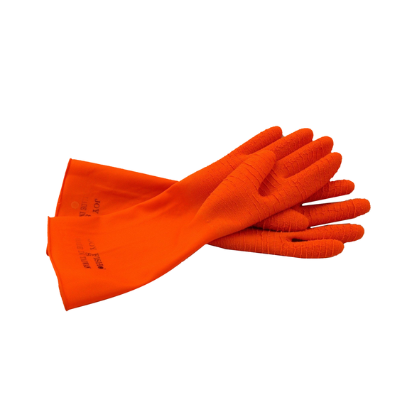 Joy Fish Rubber Gloves - for health, food safety