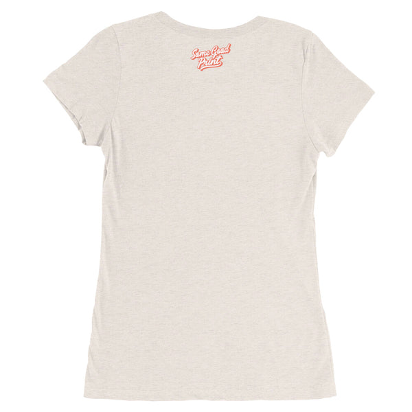 Some Good Ladies' Short Sleeve T-shirt