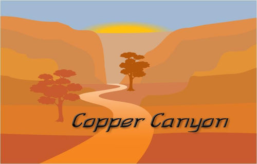 Whispering Bean - Copper Canyon