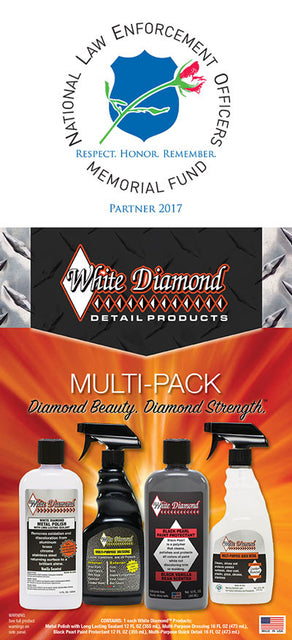 NLEOMF White Diamond Multi-Pack