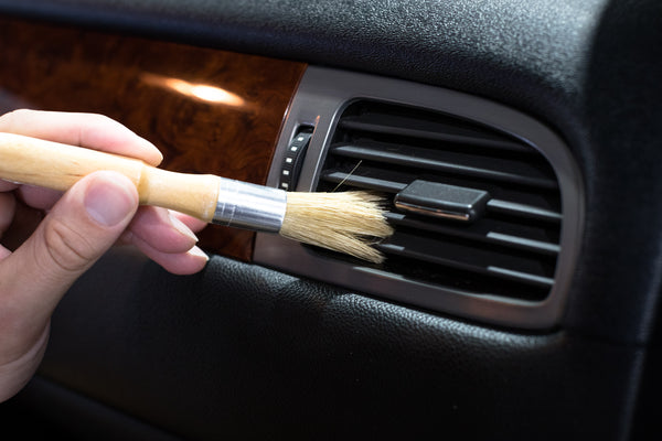 All-Natural Interior Detailing Brush