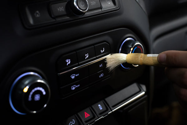 Dual Sided Interior Detail Brush