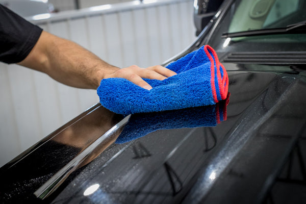 Exterior Microfiber Drying Towel