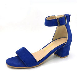 Women High Heel Open Sandals
