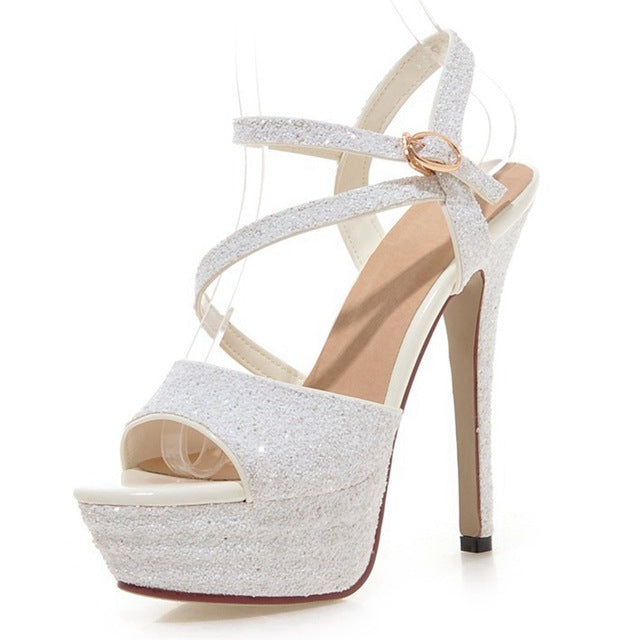 Bridal Wedding High heel
