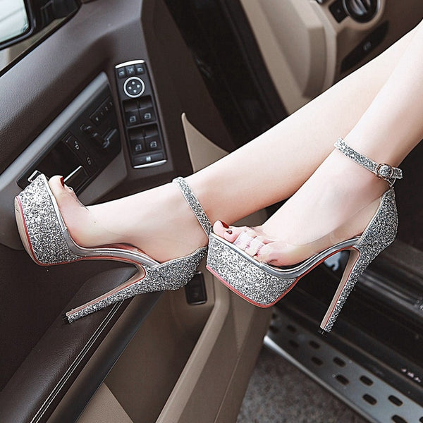 Women Bridal Wedding High heel