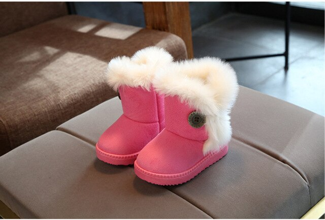Winter Kids Girl Shoes