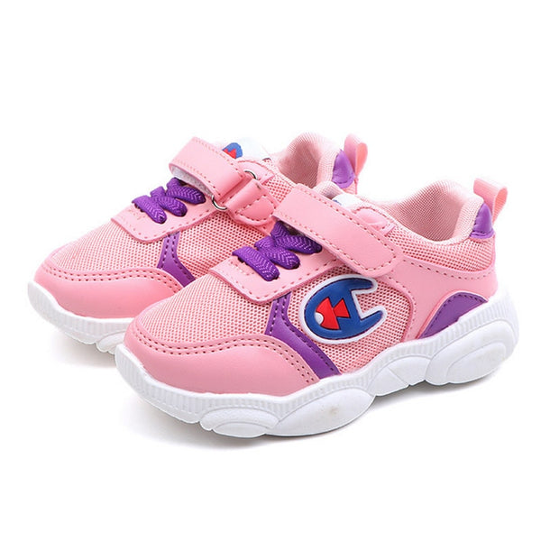 Spring Kids Sneakers Size 21-30