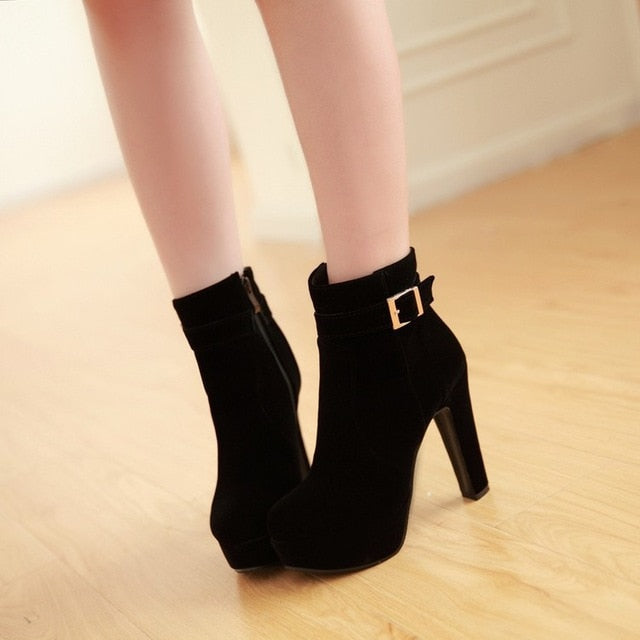 Ultra High Heels Boots