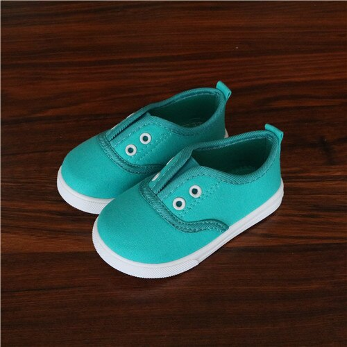 Spring Kids Canvas Shoes