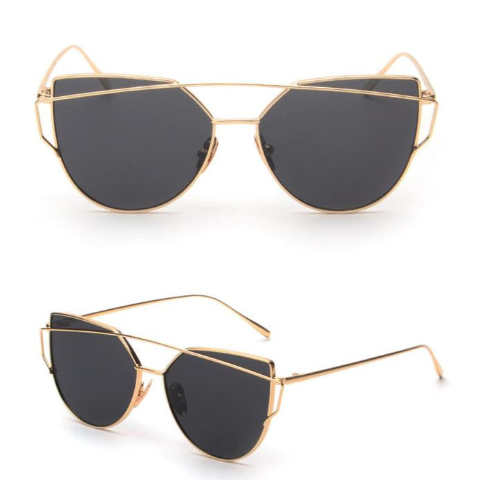 Fashion Twin-Beams Sunglasses
