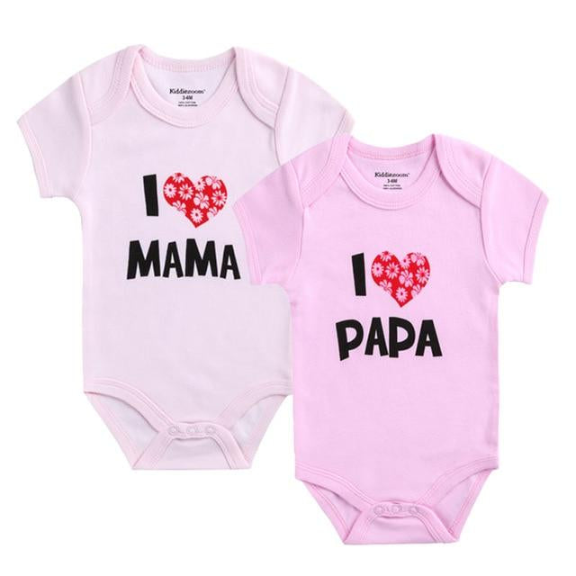 Baby Short Sleeve Clothes