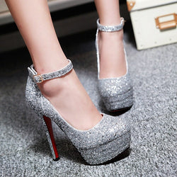 Stiletto Ultra high heels