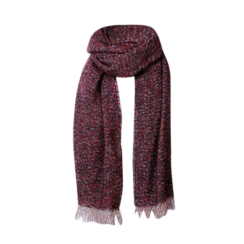 Autumn Wool Scarf