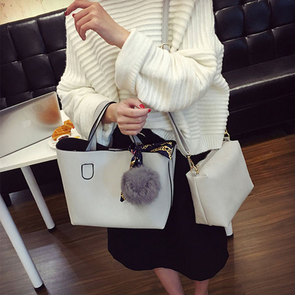 Fashion Leather Women Handbag