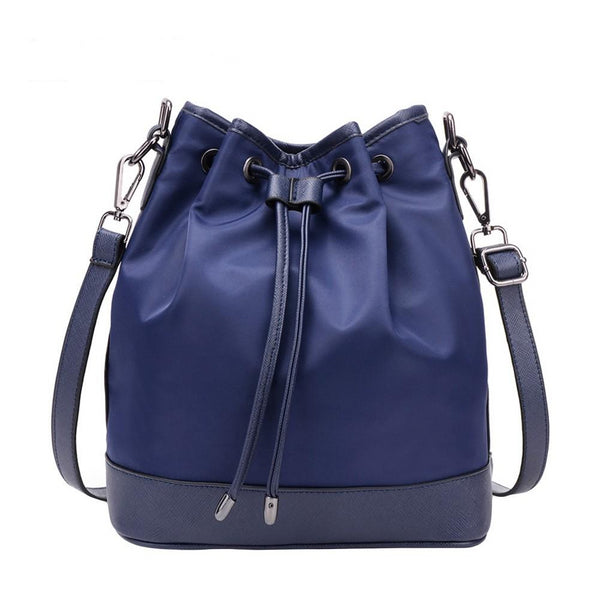 Nylon Shoulder Handbag