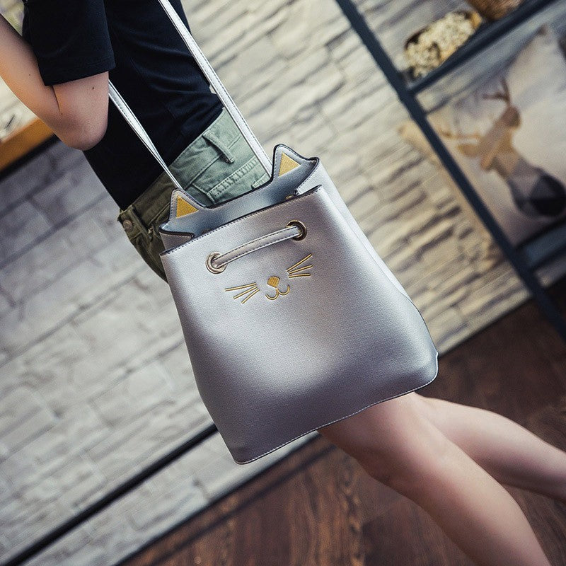 PU Shoulder Handbag