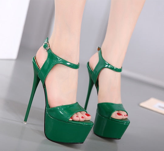 Summer Fashion High Heels 16CM