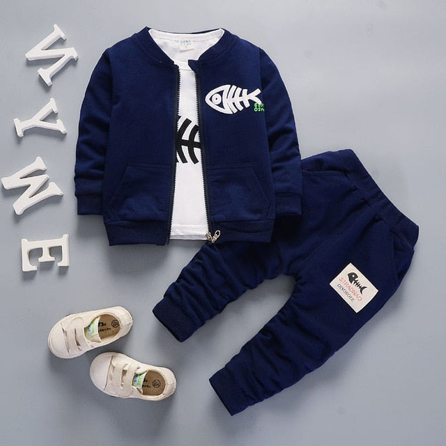 3PC Tracksuit Sets for Kids