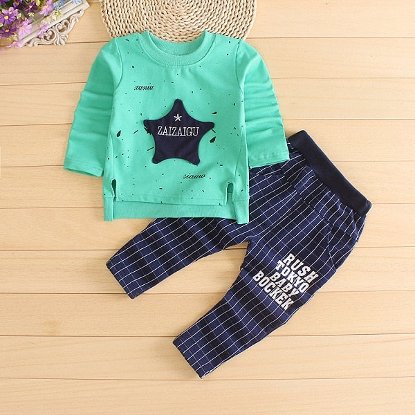 2pc Shirt & Pants Tracksuits