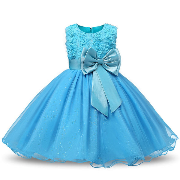 Sleeveless Party Princess Dress