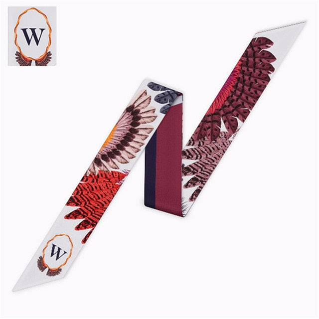 Letters Fashion Scarf