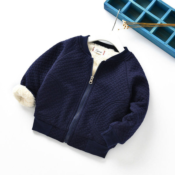Winter Baby Boys Girls Jacket